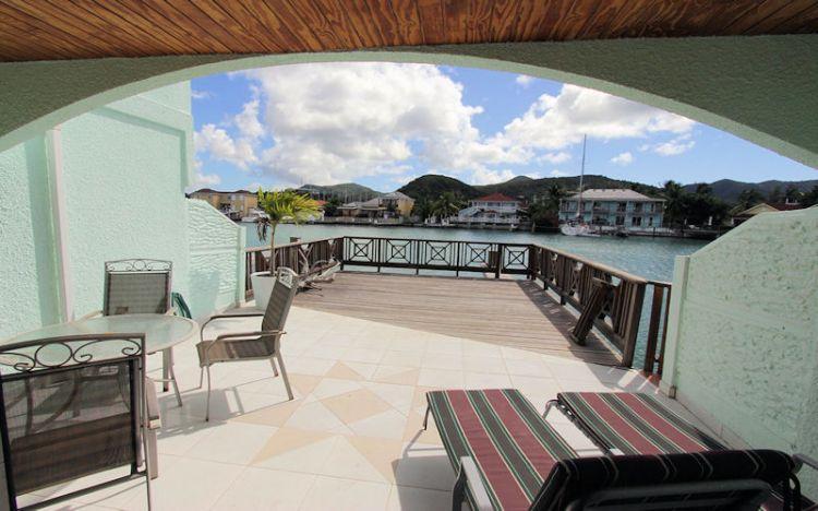 Villa 218D Jolly Harbour Area West Coast - Image 1 - Antigua and Barbuda - rentals