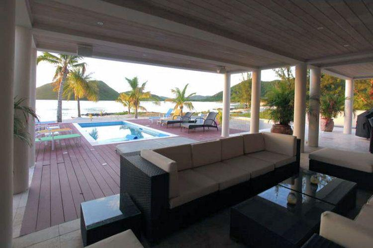 Villa Waters Edge - Image 1 - Antigua and Barbuda - rentals