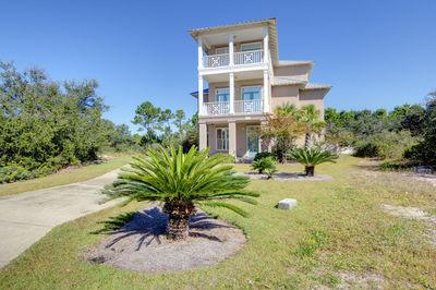 Luxury Home Overlooks Golf & Pool,Easy Beach Acess - Image 1 - Gasque - rentals