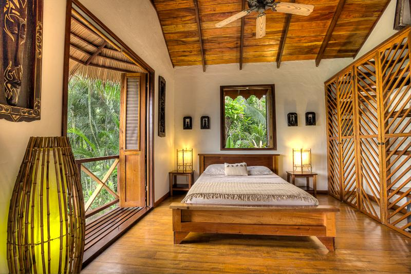 Villa Toucan - National Geographic from your terrace - Image 1 - Punta Uva - rentals