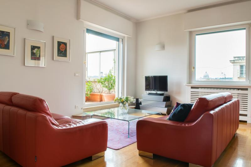 One Fine Stay - Via Cesare Beccaria apartment - Image 1 - Rome - rentals