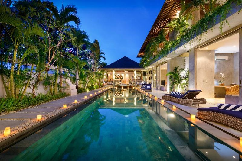 VILLA IPANEMA, 150M FROM BEACH, STUNNING DESIGN - Image 1 - Canggu - rentals