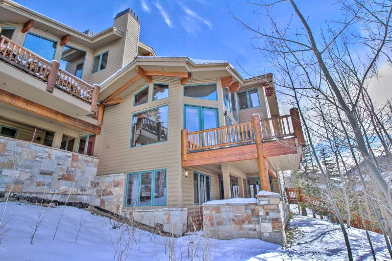 Exterior View - Deer Valley Double Eagle (ski-in/out) - Park City - rentals