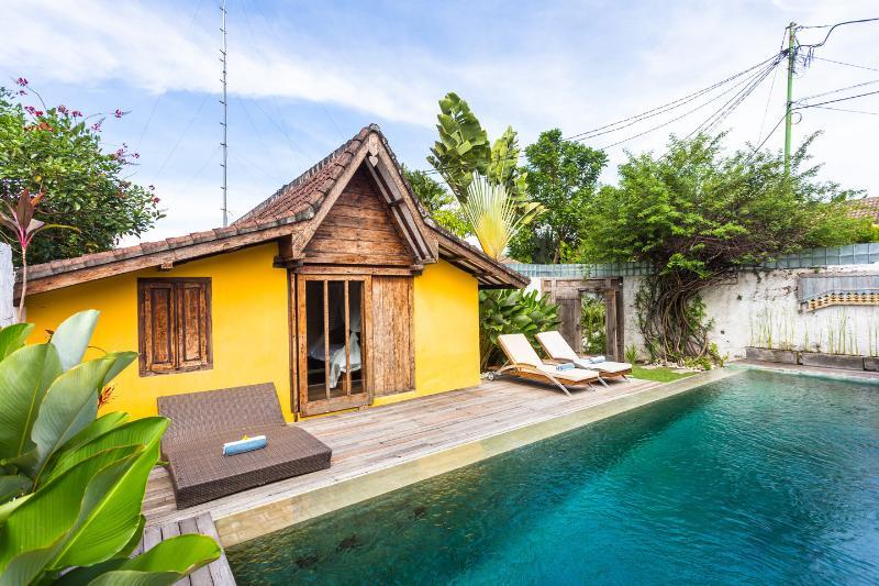 The Pool - villa Louise - Seminyak - rentals