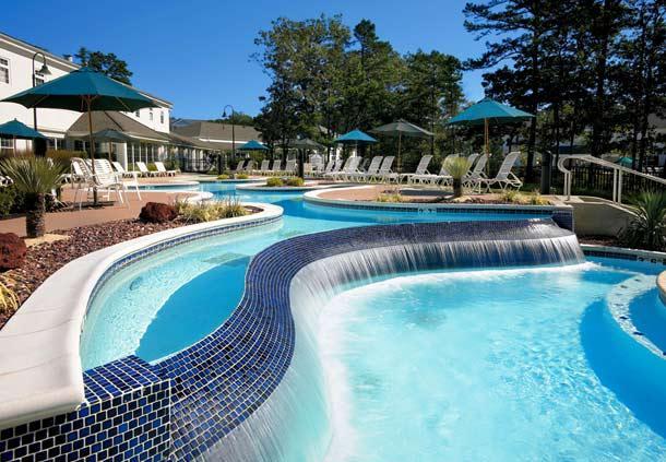 marriott atlantic city fairway villas 2bd - Image 1 - Galloway - rentals