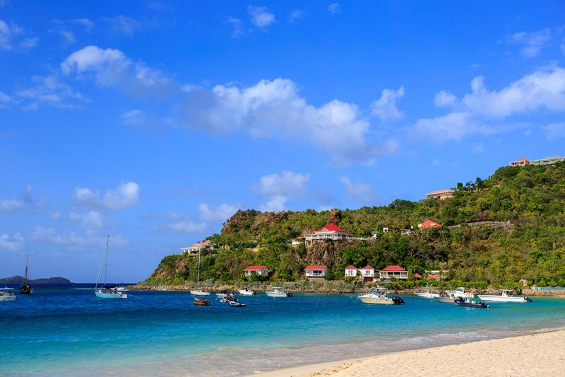 House on the beach - Image 1 - Saint Barthelemy - rentals