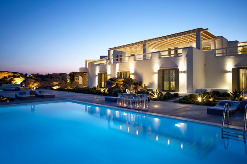 Villa Loris 1 - Image 1 - Mykonos - rentals