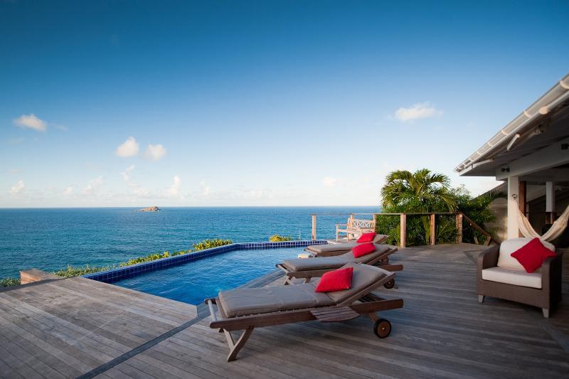 Villa Wahlberg - Image 1 - Pointe Milou - rentals