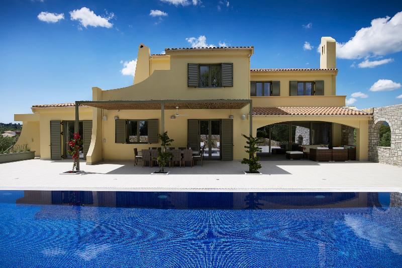 Villa Otis - Image 1 - Corfu - rentals