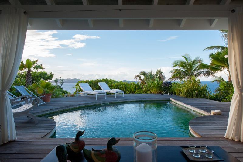 Villa Wright - Image 1 - Pointe Milou - rentals