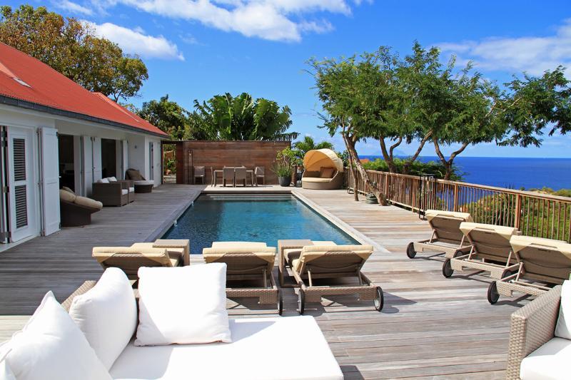 Villa Channing - Image 1 - Gustavia - rentals