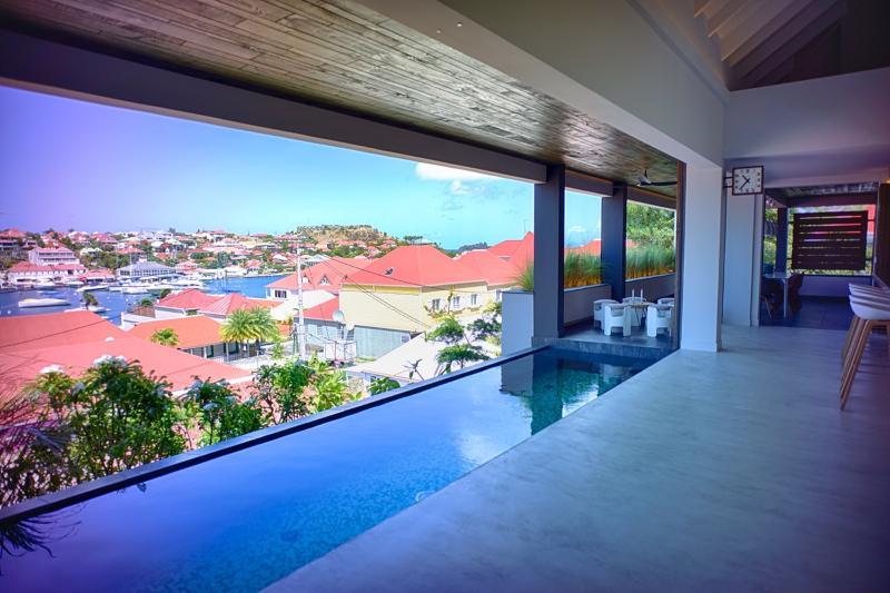 Villa Le Blanc - Image 1 - Gustavia - rentals