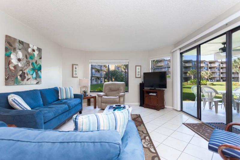 Colony Reef 1112, Ground Floor, 3 Bedrooms, Heated Pool, Beach - Image 1 - Saint Augustine - rentals