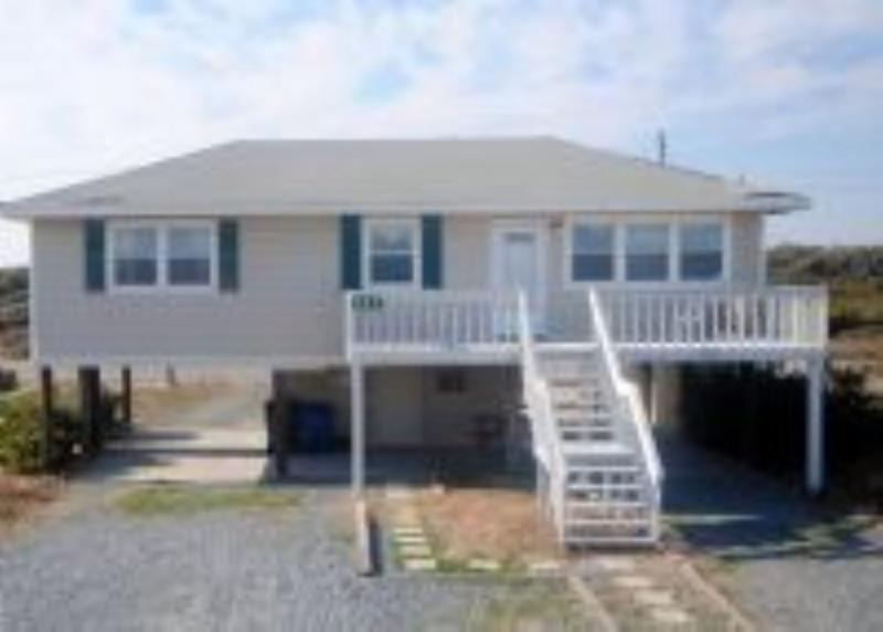 Beachside Bungalow - Beachside Bungalow - North Topsail Beach - rentals