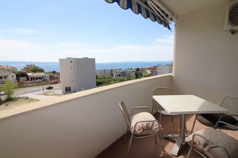 Two bedroom sea view family apartment in Split - 2-BEDROOM SEA VIEW FAMILY APARTMENT ZNJAN IN SPLIT - Split - rentals