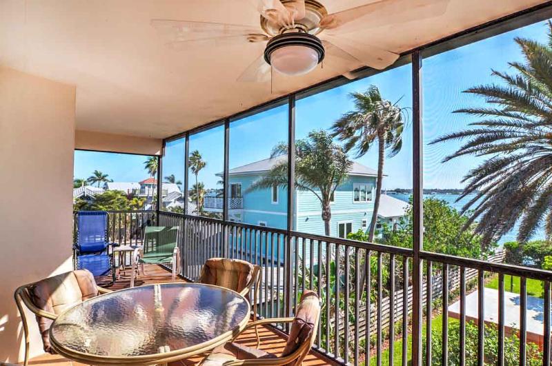 View - Coquina Moorings 201 - Bradenton Beach - rentals