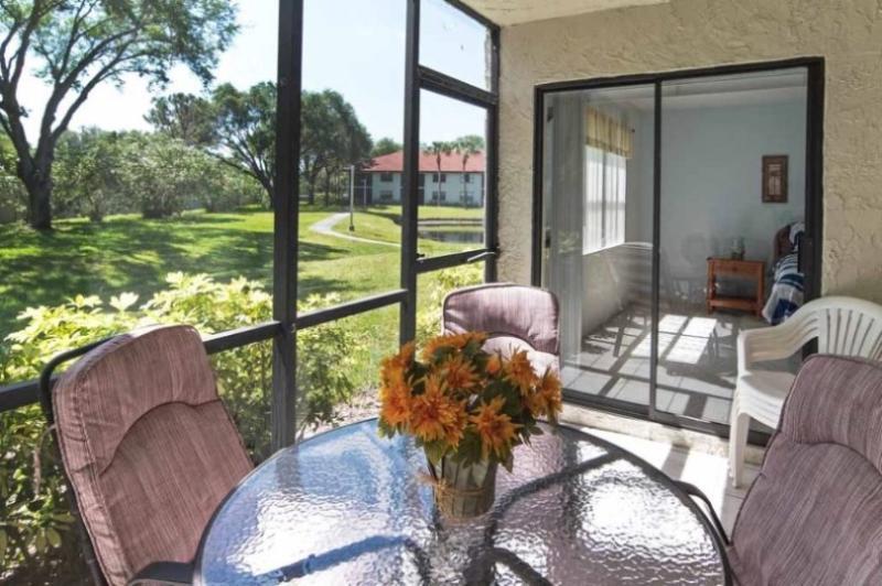 Lanai view - Shorewalk 101 - Bradenton - rentals