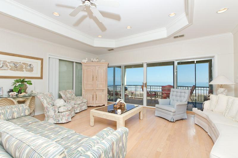 Gorgeous beachfront home with full ocean views! - Image 1 - South Padre Island - rentals