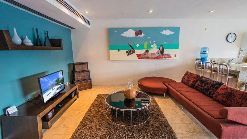 2 Bedroom Ocean View at Magia Playa in the heart of Playa del Carmen - Image 1 - Playa del Carmen - rentals