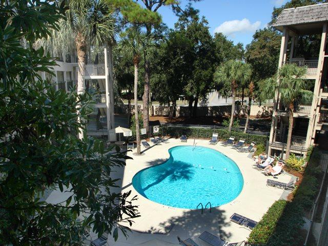 Pool - 5%- 10% OFF - OCEAN FRONT - 1 bdrm, Pool, Beach - Hilton Head - rentals