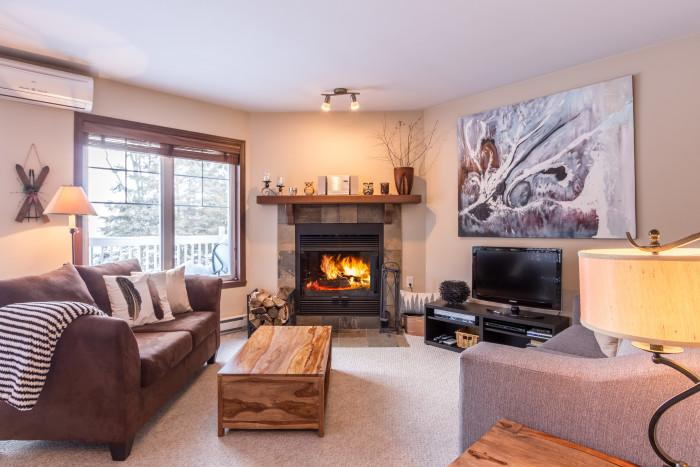 Oasis 1803 - Image 1 - Mont Tremblant - rentals