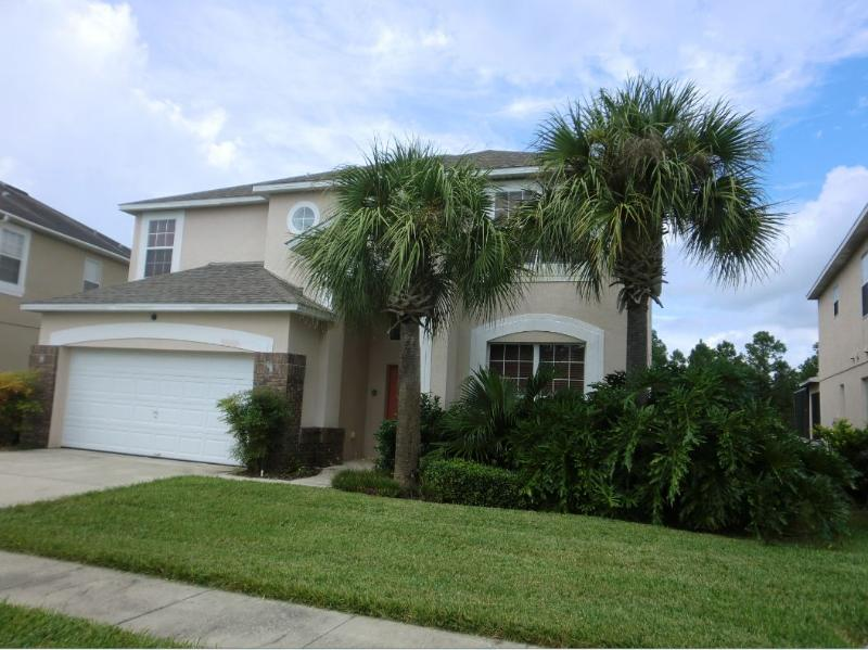 Luxury Disney Villa - Villa Front - LUXURY DISNEY VILLA,WATER VIEW,WIFI, 3mi to DISNEY - Four Corners - rentals