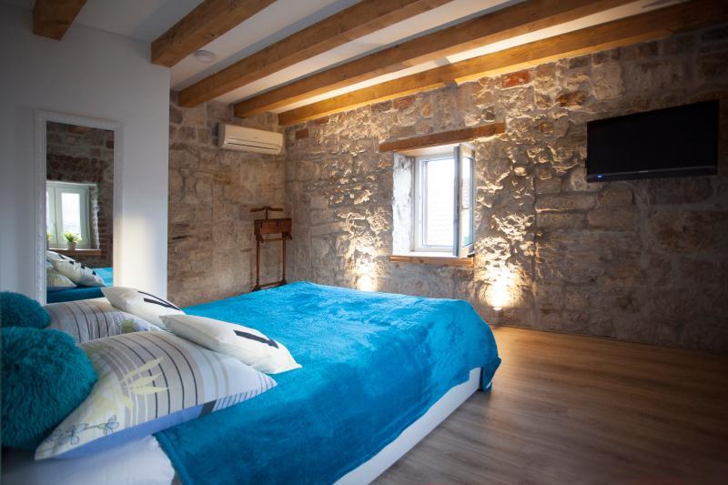 Bedroom 1 - Two bedrooms apartment - Split - rentals