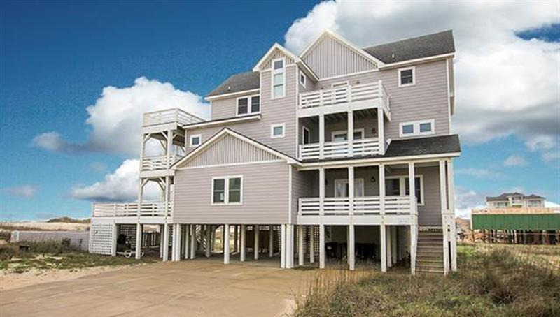 Amazing Luxury Direct Oceanfront 5300 Sq Ft. Home - Rodanthe Paradise Dream Home - Rodanthe Paradise-8 BR Luxury Oceanfront Estate - Rodanthe - rentals
