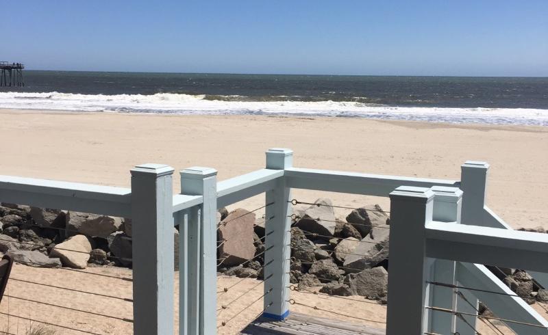 Oceanfront 5BR, 3.5BA Home - Image 1 - Carolina Beach - rentals