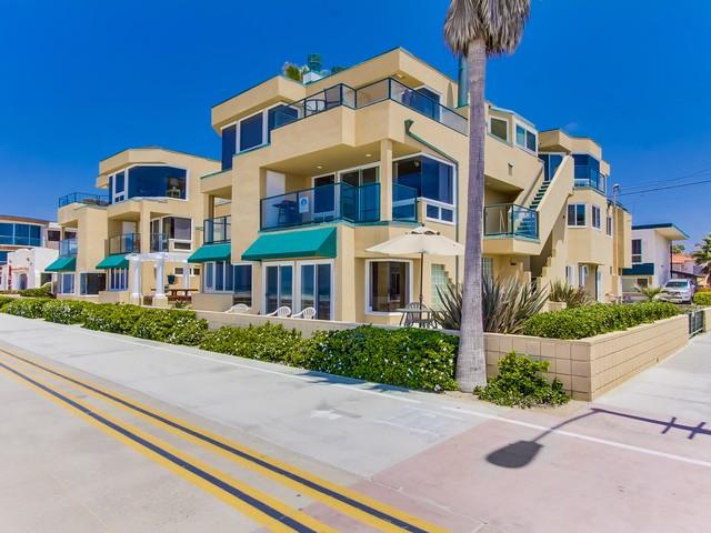 Ocean Front Oasis 2 - Image 1 - Mission Beach - rentals
