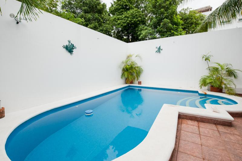 Pool at Suzana's - Casa Suzana - In town with private pool! - Cozumel - rentals
