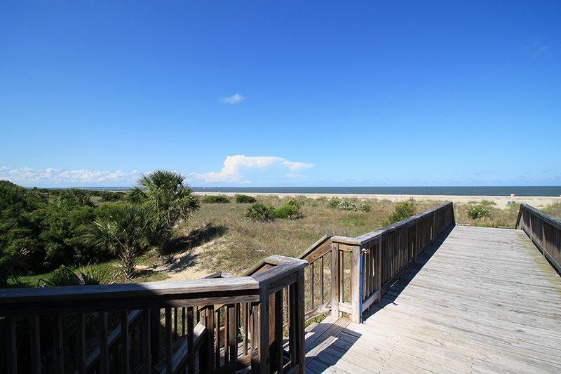 11-C Oceanview Court - Ocean Front with Spectacular Vistas of the Atlantic Ocean - Image 1 - Tybee Island - rentals