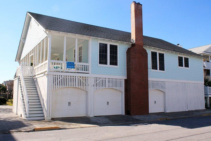 #1 11th Street - One House From the Beach - Classic Tybee Cottage - Image 1 - Tybee Island - rentals