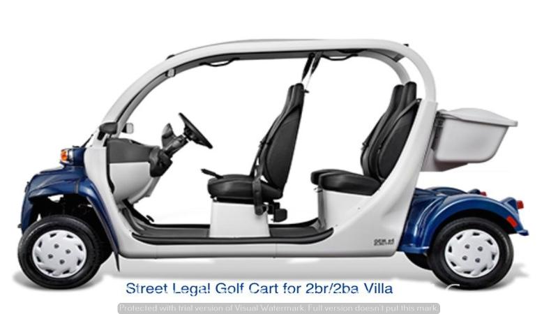 "Street Legal 4 Seat ""Golf Cart"" to zip around Ko Olina - Lanihonua - KoOlina Luxury Villas w/Golf Carts - Kapolei - rentals"