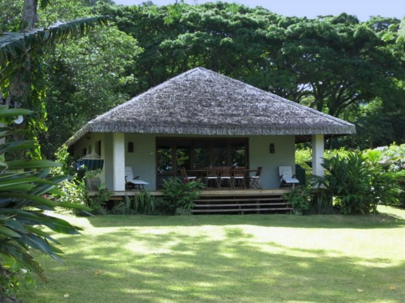 Your tropical retreat on the water! - Otemanu Cottage -  Absolutely Waterfront! - Port Vila - rentals