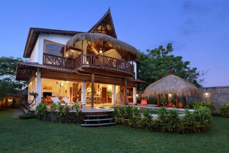 Luxury 3 BR Ocean View Villa, Nusa Dua - Image 1 - Ungasan - rentals