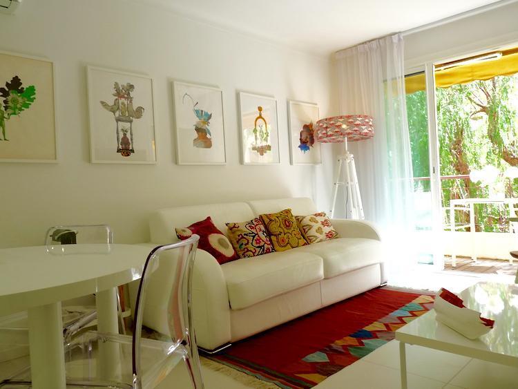 Apartment 85 - Image 1 - Cannes - rentals