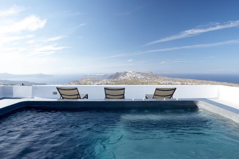 Villa Mavromichalis - Image 1 - Santorini - rentals