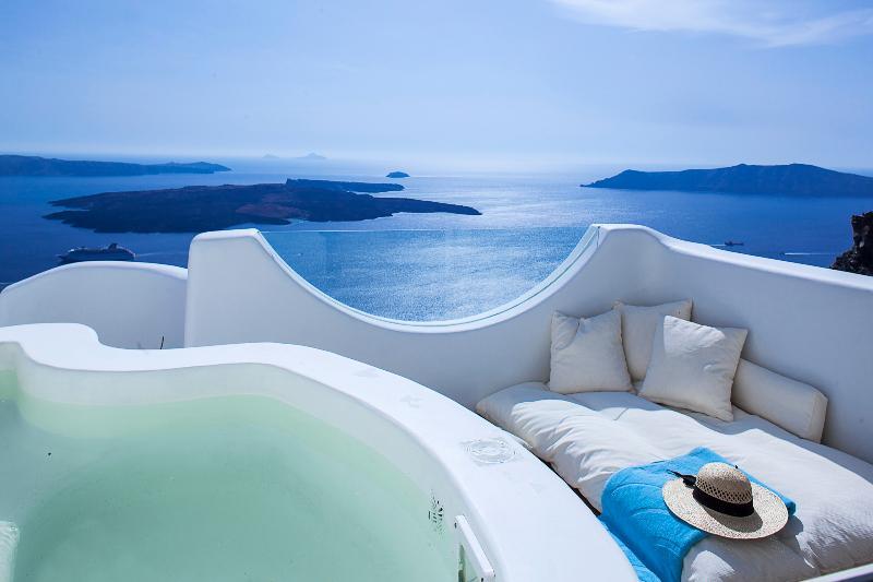 Villa Celstis - Image 1 - Santorini - rentals
