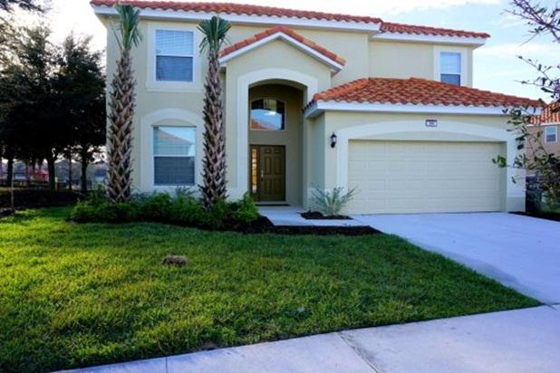 6 br in Gated Community located near the clubhouse - Image 1 - Davenport - rentals