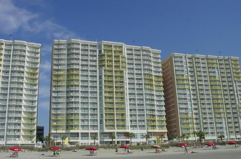 Bay Watch Resort & Conference Center - Beautiful Oceanfront View!!! - North Myrtle Beach - rentals