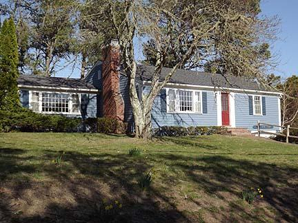 Front of House - Chatham Cape Cod Vacation Rental (11038) - Chatham - rentals
