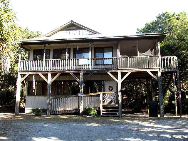 "3327 Palmetto Blvd - ""Jordan House"" - Image 1 - Edisto Beach - rentals"
