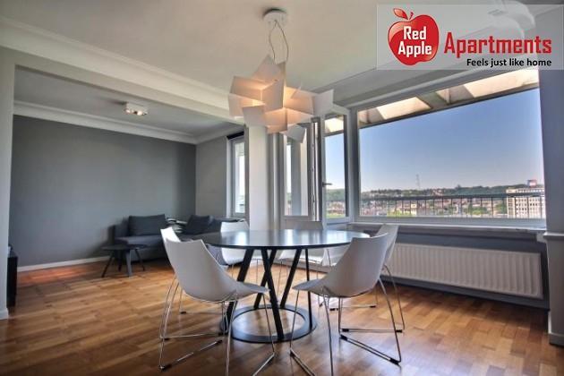 2 Bedroom Apartment with a Splendid View on the City Cent - 7257 - Image 1 - Liege - rentals