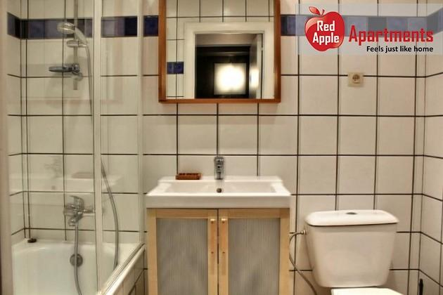 Cosy and Practical Studio in the Heart of Liege - 7260 - Image 1 - Liege - rentals