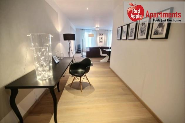 Superb 2-bedroom Apartment with Terrace in the Center - 7269 - Image 1 - Liege - rentals