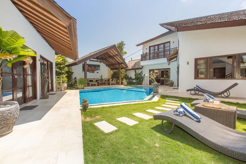 Heart of Seminyak Origami 2 BR Private Pool Villa - Image 1 - Seminyak - rentals