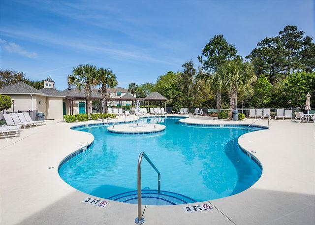 Cheap 1 Bedroom Condo in Great Location at Savannah Shores -Myrtle Beach SC - Image 1 - Myrtle Beach - rentals