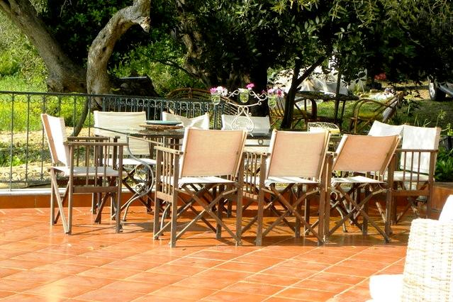 Corfu - Olive Grove Villa with independant guest house in beautiful quiet - Image 1 - Corfu - rentals