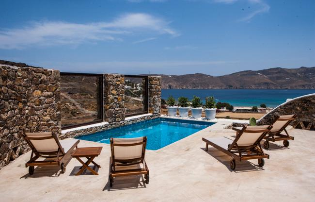 Mykonos - Nereids - 2 Bedroom Private Pool Villas - Image 1 - Mykonos - rentals
